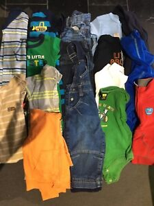 Boys 18-24 month lot