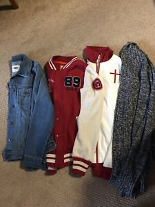 Ladies jackets/sweaters