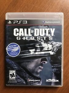 Call of Duty Ghosts for PS3