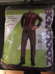 Zoolander costume for sale
