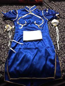 Chun li cosplay 50$ obo