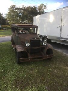 1932 Essex Rat Rod