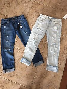 Ladies new with tags brand name denim size 26