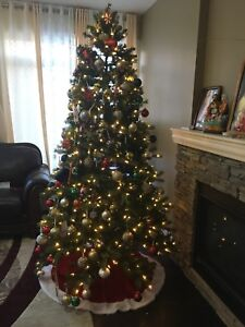 Christmas Tree and Accessories