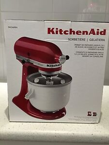 Kitchen Aid ice cream maker attachment - brand new Maylands Bayswater Area Preview