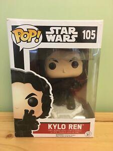 Pop Vinyl Star Wars Kylo Ren & Rey
