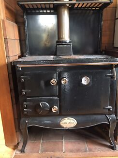 Waterford Stanley wood burning stove