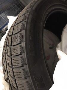 winter tires / snow tires + Rims + TPMS 245/45R19
