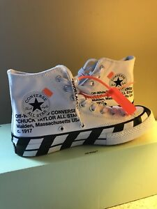 Off-White x Converse Chuck 70 [size 6.5, never worn]