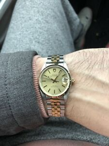 Beautiful Tudor/Rolex oysterdate