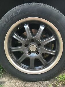 4 Vision Wheels and Tyres for Mercedes Vito Hamlyn Heights Geelong City Preview