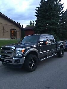 2011 Ford F-350 Lariat Super Duty 6.7L Power Stroke Diesel