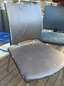 8 solid dining chairs Mount Hawthorn Vincent Area Preview