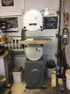14 inch Rockwell band saw