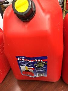 25 litre gas can