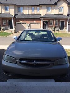 2001 Nissan Altima for sale AS IS $500