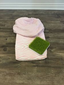 Changing Pad With Sheets And Bottle Dryer