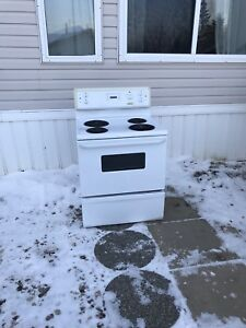 Coil top stove