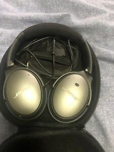 Bose quiet comfort 25, noise cancelling headphones