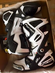 Bottes de moto Forma neuves!!!