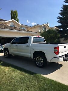 REDUCED 2017 Toyota Tundra Platinum Pickup Truck