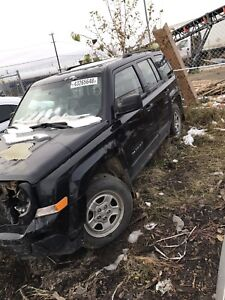 ***2015 jeep patriot PARTS