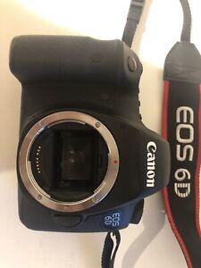 Canon 6D full frame professional DSLR camera. Low shutter!