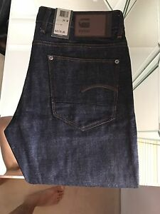 Brand new G-STAR RAW Jeans SIZE 34 Rivervale Belmont Area Preview