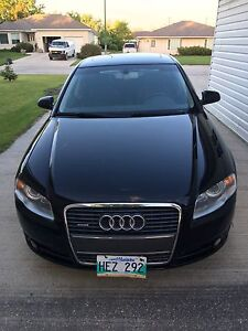 2007 Audi A4 2.0T AWD Saftied