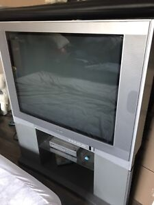36 inch Toshiba TV with Stand