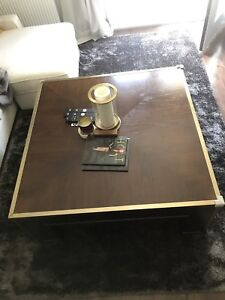 Elte coffee table $200
