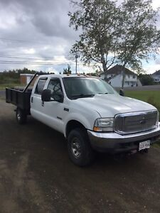 Nice working truck with plow hook up
