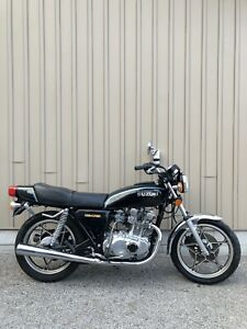 1979 Suzuki GS425E **INCREDIBLY CLEAN**