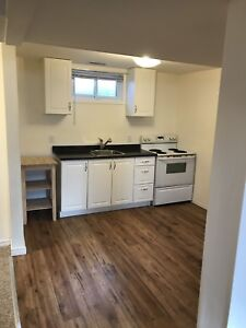 Spacious Basement Apartment $1150 Utilities Included!