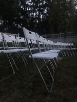 EVENT RENTALS **Tables**Chairs**Linens** WE DELIVER