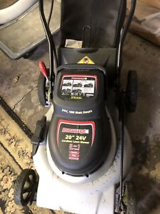 3-in-1 Electric Lawnmower