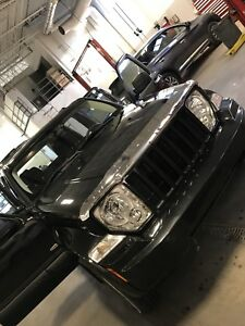 2010 Jeep Liberty True North edition