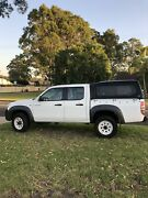 Mazda BT-50 Manual Dual Cab Ute Sanctuary Point Shoalhaven Area Preview