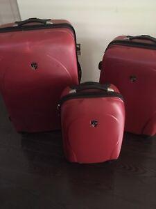 Used 3 Piece Heys Hardshell Luggage