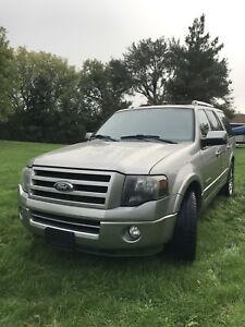 2008 Ford Expedition dual fuel Propane