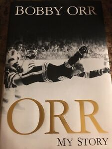 Bobby Orr my story book