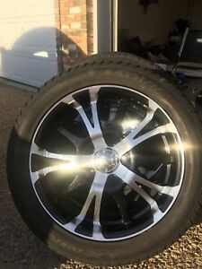 """Like new 20"""" rims for sale"""