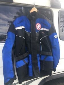 All Weather Motorbike Jacket. Good Condition