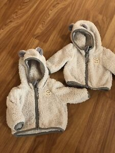 0-3 month north face jackets