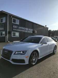 2013 Audi A7 S-Line Premium Plus Package 3.0 T / PRICED TO SELL