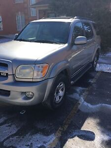 2006 Toyota Sequoia SR5-Limited Edition