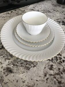Kaiser porcelain place setting