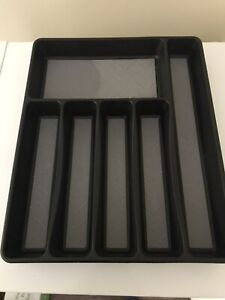 Gently used utensil tray