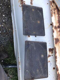 Xa xb Xc rear. Speaker covers genuine fit coupe sedan