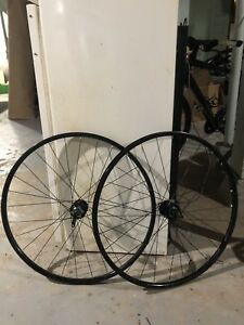 Brand New road disc wheel set